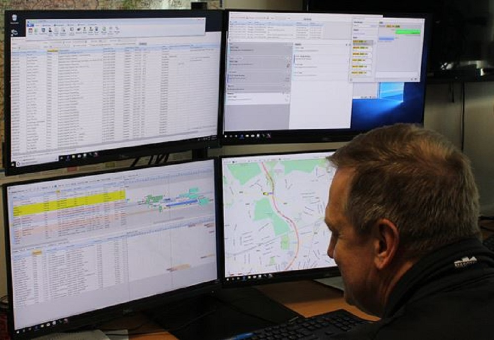 Falck Launch our New Global Control and Dispatch (CAD) System